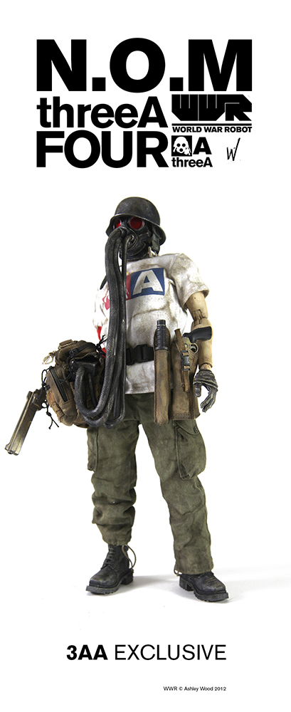 ThreeA Four
