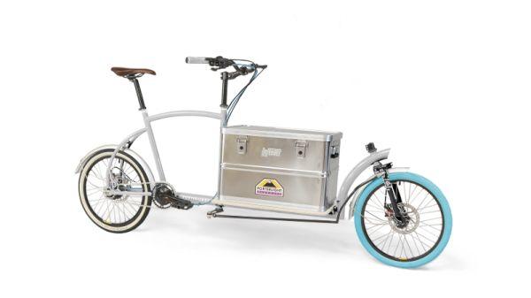 Bringley Custom Cargo Bike