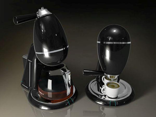 Coffee machine by Vincent Palicki