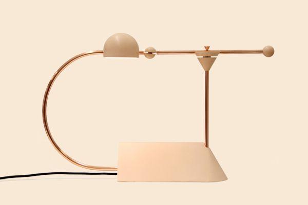 Node Lamp by Odd Matter Studio