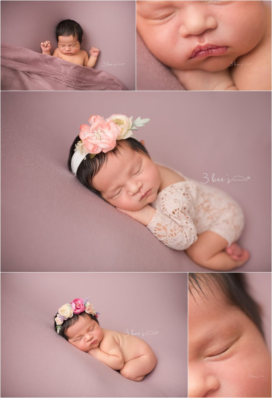 Edith-Newborn | Rogers, AR Newborn Photographer