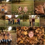 Ruff/Euting Fall Family Session | Springdale, AR Photographer
