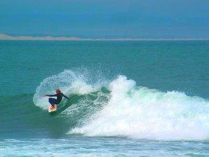 Jeffreys Bay, South Africa Surfing