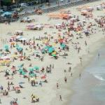 The Girl from Ipanema – Beach in Brazil