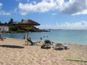 Bluebeard's Beach St Thomas USVI