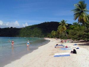 Magens Bay Beach - St. Thomas USVI