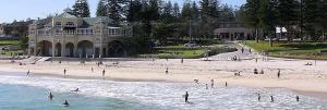 Beauty of the Beach at Cottesloe Perth Australia