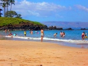 Hawaii's Wailea Beach, Maui