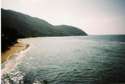 Beaches near Cap Haitien