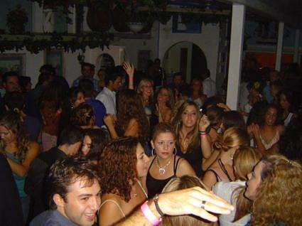 Greek Night @ Mykonos - Sept. 30 2005 7