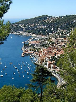 French Riviera Coastline, France (4)