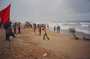 Calengute Beach, Goa, India