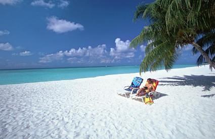 Beautiful Beaches of Maldives - Sun Island (1)