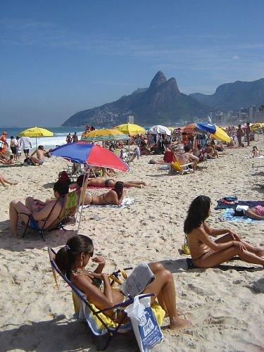 86 Ipanema beach
