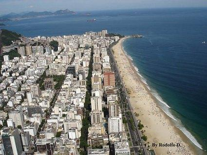 Leblon and Ipanema beaches - Brasil