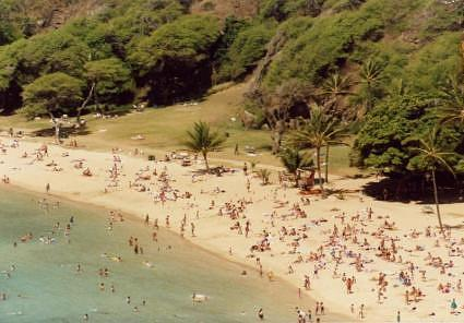 Hawaiian summer getaway...Hanauma Bay, Oahu, Hawaii