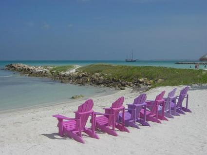 Palm Beach - Aruba Phoenix - Beach Chairs