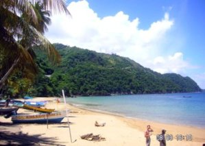 Castara Bay Beach, Tobago
