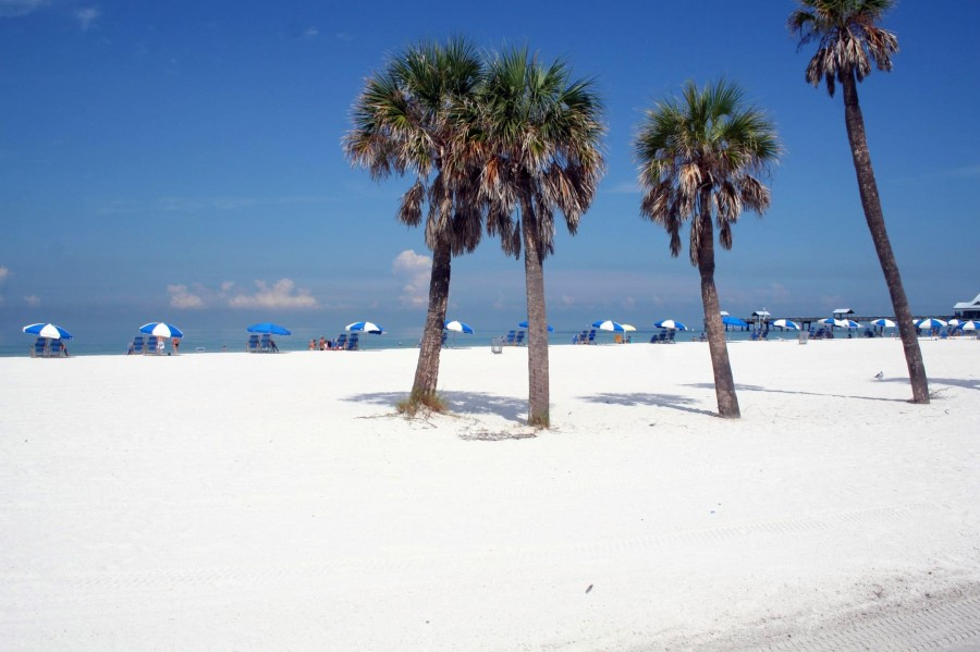 Beautiful Clearwater Beach Florida
