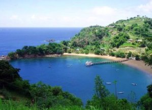 Englishman's Bay Beach, Tobago