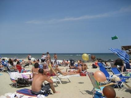 Jenkinsons Beach, New Jersey