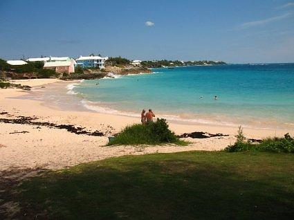 John Smith's Bay Beach