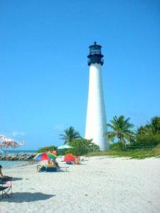 Cape Florida Lighthouse, Key Biscayne, Florida