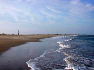 Cape Hatteras in the Outer Banks of North Carolina