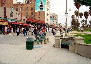 Venice Beach Boardwalk