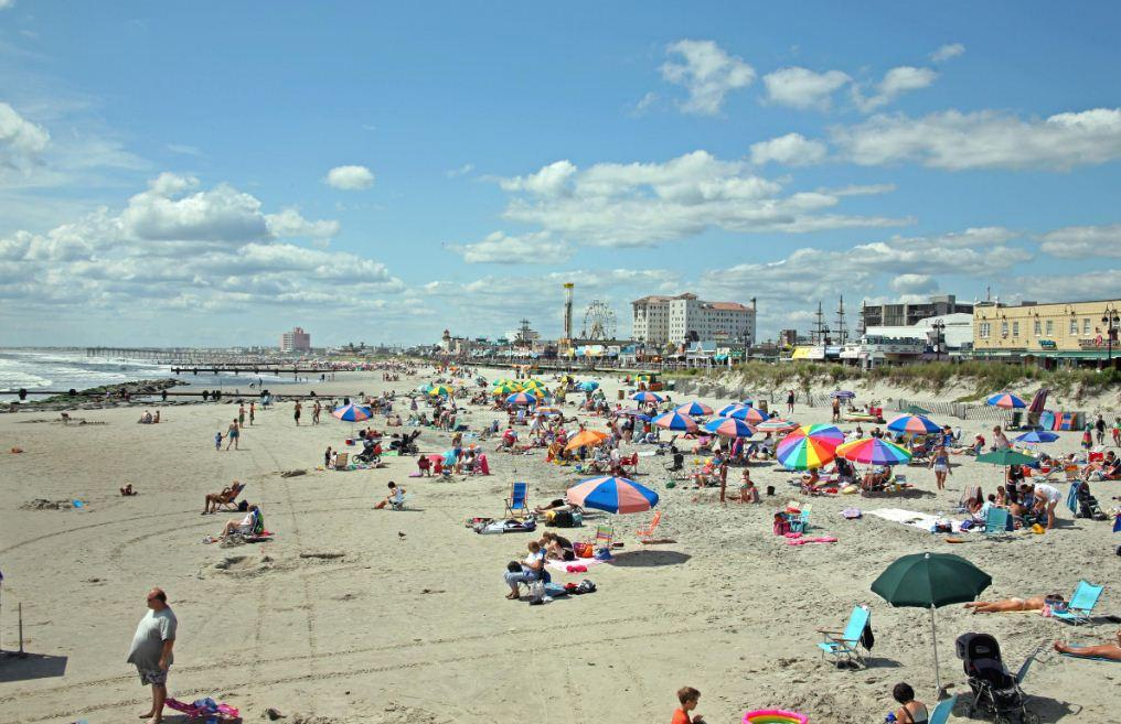 Sea Isle City Beach Review