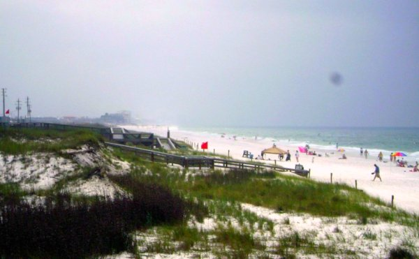 Henderson Beach State Park in Destin