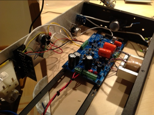 Threecircles Recording Studio - 1176 Ratio Chassis Wiring