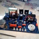 Threecircles Recording Studio - LA-3A Build Components