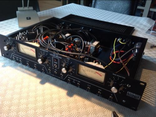 New stereo LA-3A compressor