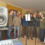 Threecircles Cambridge Location Recording - Gang Vocals