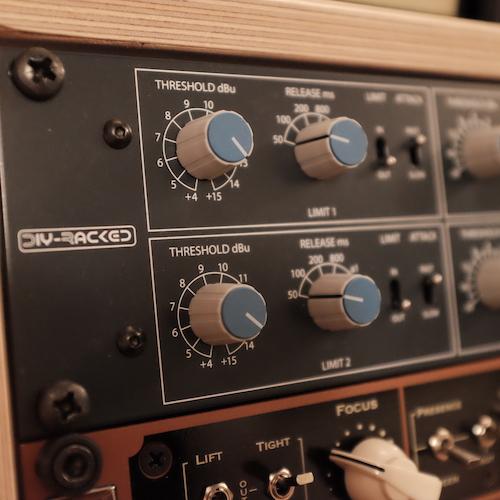 Threecircles Recording Studio - DIY-Racked DR-609