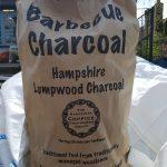 hampshire coppice craftsmens group branded charcoal bag