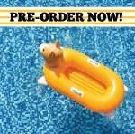 Corgi Pool Toys