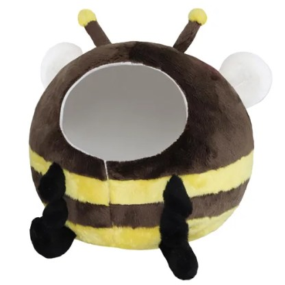 Undercover Corgi in Bee Costume