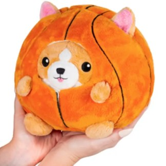 Squishable Corgi Basketball