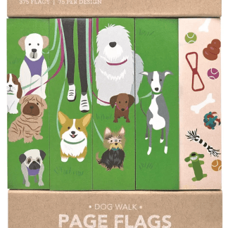 DOG WALK PAGE FLAG