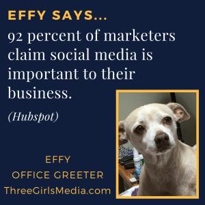 Effy Says… Social Media Matters