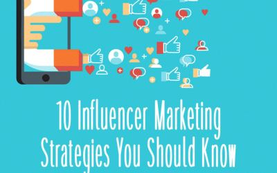 10 Important Influencer Marketing Strategies You Should Know