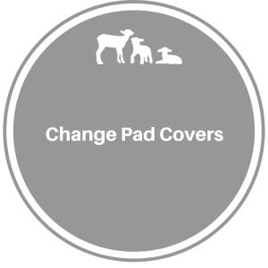 Change Pad Covers