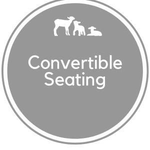Convertible Seating
