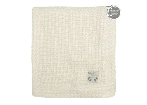 Bamboo Knitted Blanket