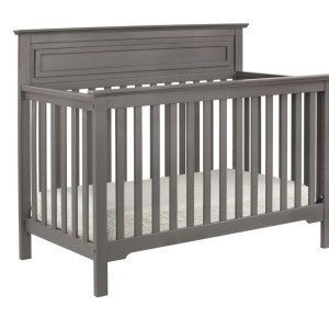 Autumn 4-in-1 Convertible Crib - Slate