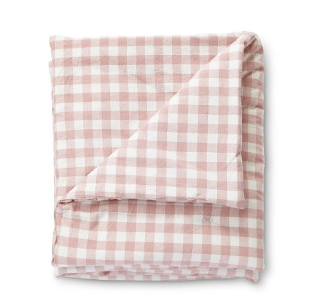 Pehr CheckMate Toddler Blanket