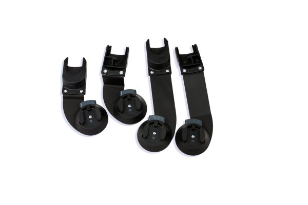 Bumblerides twin adapter set
