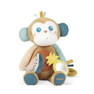 Kaloo Jungle Activity Plush Monkey